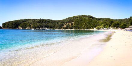 Läheinne ranta. Hotelli Parga Beach, Parga, Kreikka