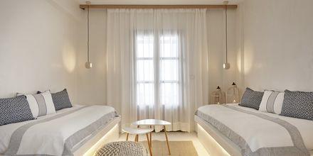 Juniorsviitti. Hotelli Parian Boutique, Paros, Kreikka.
