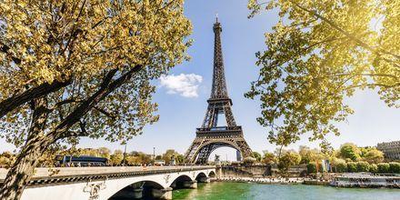 Syksy Pariisissa, voisiko olla romanttisempaa?