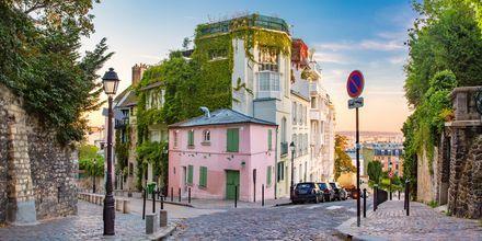 Montmartre, Pariisi.