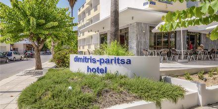 Hotelli Paritsa, Kosin kaupunki, Kreikka.