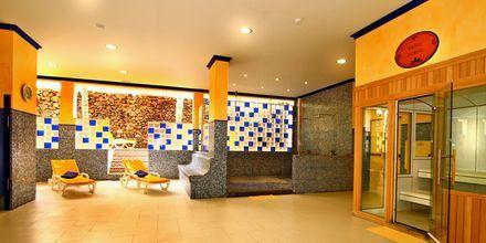 Rentoutumisalue. Hotelli Park Club Europe, Teneriffa.