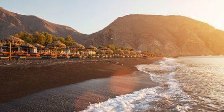 Perissa/Perivolos, Santorini, Kreikka.