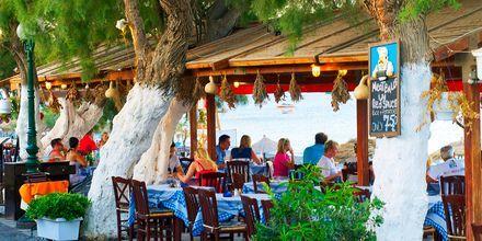 Perissa, Santorini, Kreikka.