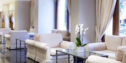 Aula, Hotelli Mitsis Petit Palais Beach Hotel, Rodoksen kaupunki, Kreikka.
