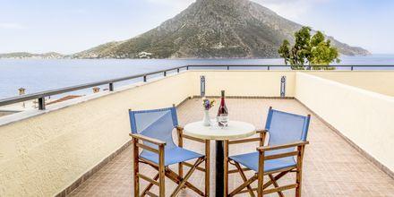 Näkymä hotelli Philoxeniasta, Massouri, Kalymnos.