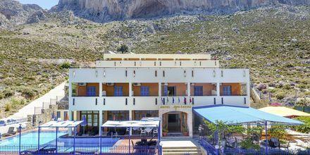 Hotelli Philoxenia, Massouri, Kalymnos, Kreikka.