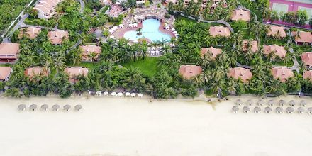 Ranta, Hotelli Phu Hai Resort, Phan Thiet, Vietnam.