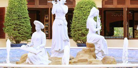 Hotelli Phu Hai Resort, Phan Thiet, Vietnam.