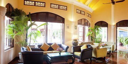 Vastaanotto, Hotelli Phu Hai Resort, Phan Thiet, Vietnam.