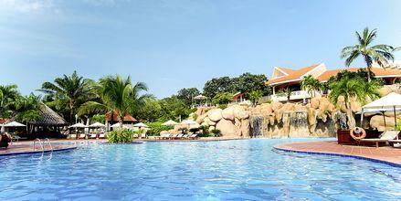 Allasalue, Hotelli Phu Hai Resort, Phan Thiet, Vietnam.