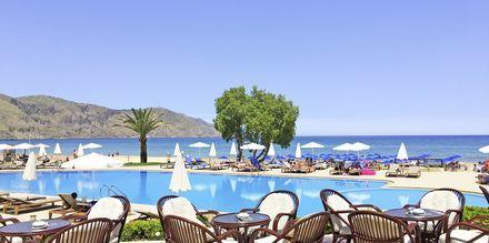 Allasalue, Hotelli Pilot Beach, Georgiopolis, Kreeta.
