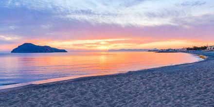 Ranta, Hotelli Porto Platanias Beach & Spa, Kreeta