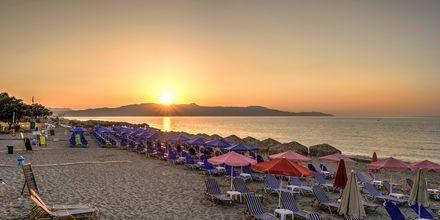 Ranta, Hotelli Platanias Mare, Platanias, Kreeta.