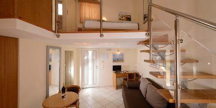 Yksiö, Hotelli Platanias Mare, Platanias, Kreeta.