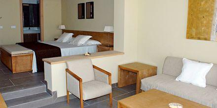 Suurehko yksiö. Hotelli Playa Calera, La Gomera, Espanja.