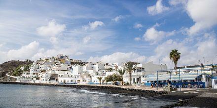 Kalastajakylä, Playitas Resort, Fuerteventura.