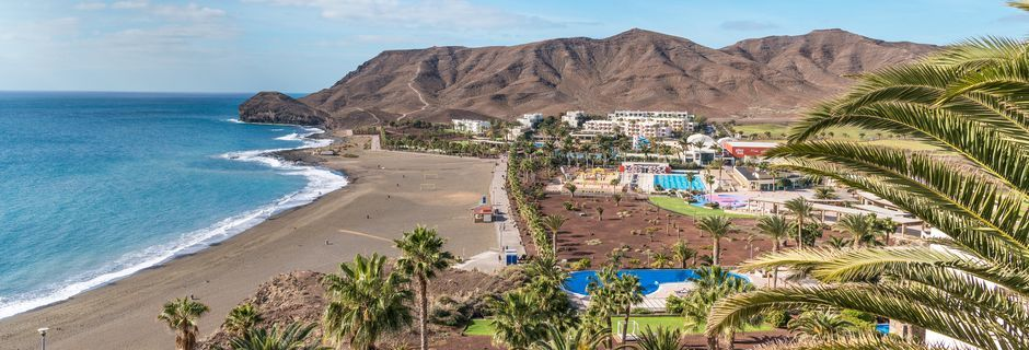 Playitas Resort, Fuerteventura.