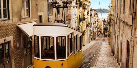 Kaupunkiloma Lissabonissa