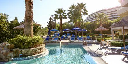 Allasalue. Hotelli Poseidonia, Ixia, Rodos.