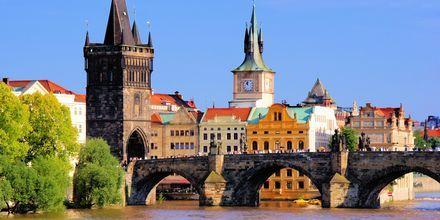 Prahan tunnetuin nähtävyys, Kaarlen silta.