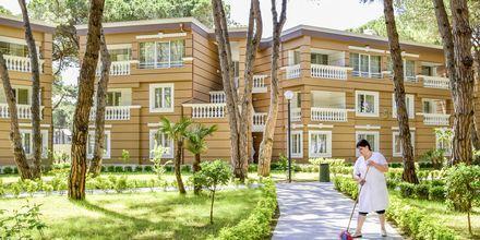Hotelli Prestige Resort, Durresin Riviera, Albania.
