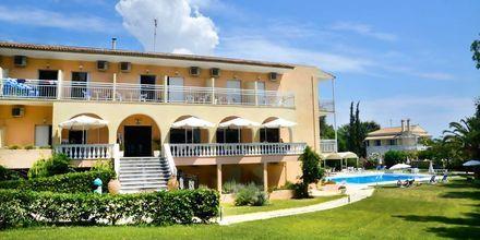 Hotelli Primavera, Dassia, Korfu.