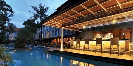 Allasbaari, Hotelli Prime Plaza Sanur, Bali.