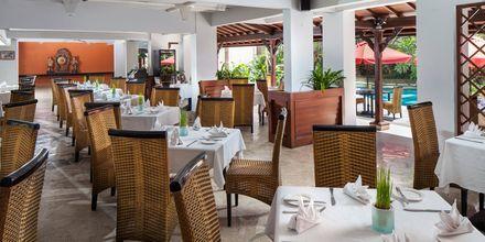 Cafe Komodo Alfresco Dining, Hotelli Prime Plaza Sanur, Bali.