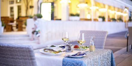 Ravintola, Hotelli Primordia, Podgora, Kroatia.