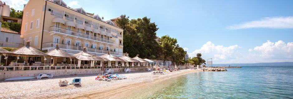 Hotelli Primordia, Podgora, Kroatia.