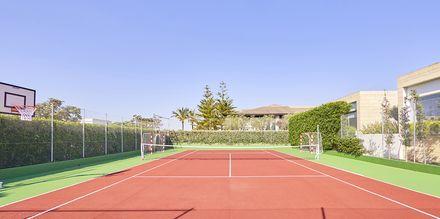 Tenniskenttä, Prinsotel La Dorada, Mallorca.