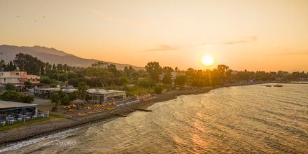 Auringonlasku Psalidissa, Kos, Kreikka.