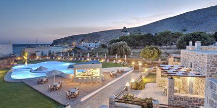 Hotelli Pserimos, Kreikka.