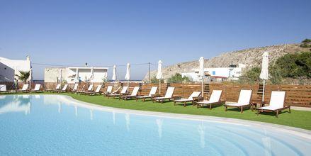 Allas, Hotelli Pserimos Villas, Kreikka.