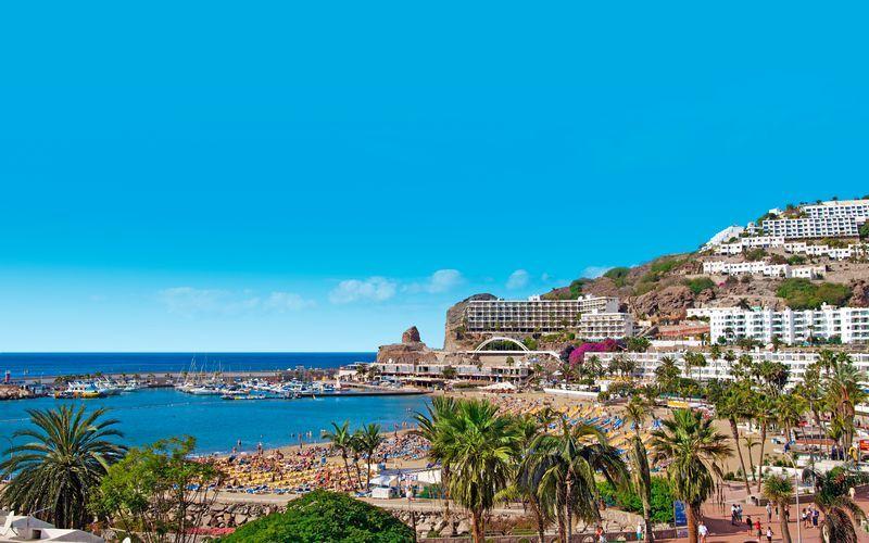 Puerto Rico, Gran Canaria, Puerto Rico