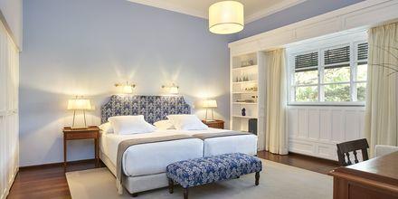 Superiorsviitti, hotelli Quinta da Casa Branca, Funchal, Madeira.