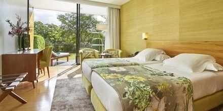 Kahden hengen huone, hotelli Quinta da Casa Branca, Funchal, Madeira.