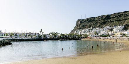 Läheinen ranta, Hotelli Radisson Blu Resort & Spa Puerto Mogan, Gran Canaria.