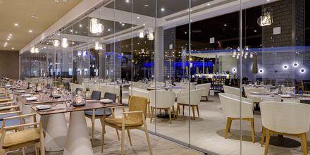 Buffetravintola The Larder, Hotelli Radisson Blu Resort & Spa Puerto Mogan, Gran Canaria.