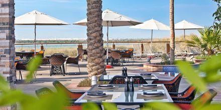 Ravintola Amerigos, Hotelli Radisson Blu Yas Island. Yas Island, Abu Dhabi.