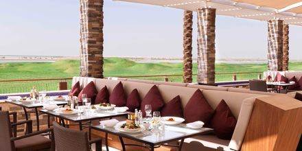 Ravintola Filini, Hotelli Radisson Blu Yas Island. Yas Island, Abu Dhabi.