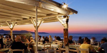 Hotelli Rania, Platanias, Kreeta – Rantataverna The Olive Tree
