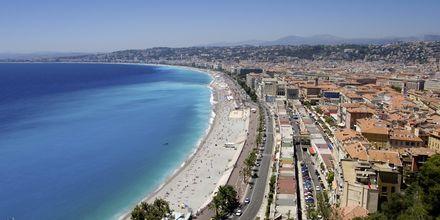 Valloittava Ranskan Riviera, Ranska.