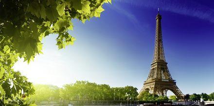 Eiffel-torni, Pariisi, Ranska.