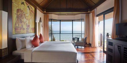 Seafront Villa, hotelli Rawi Warin, Koh Lanta, Thaimaa.