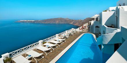 Hotelli Regina Mare, Santorini, Kreikka.