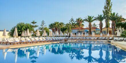 Allasalue, Hotelli Rethymno Mare Resort, Kreeta.