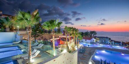 Vesipuisto, Hotelli Rethymno Mare Resort, Kreeta.