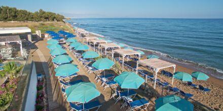 Ranta, Hotelli Rethymno Mare Resort, Kreeta.